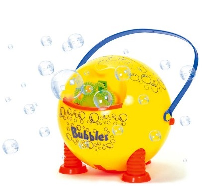 how to make bubble machine information
